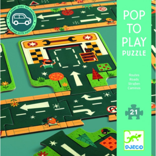 POP TO PLAY - ROUTE PUZZLE