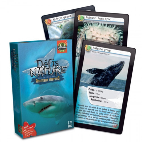 DEFIS NATURE - ANIMAUX MARINS