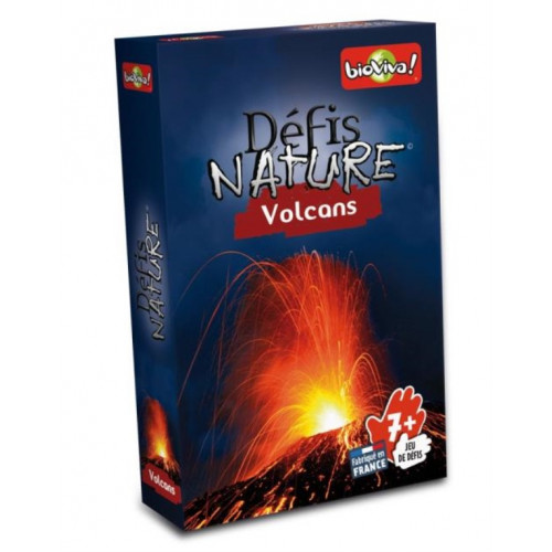 DEFIS NATURE VOLCANS