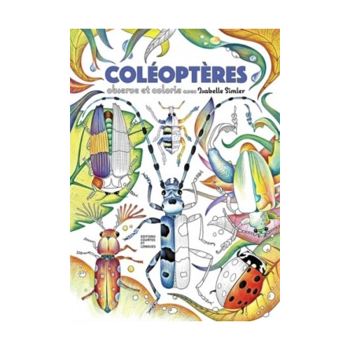 COLORIAGE COLEOPTERES