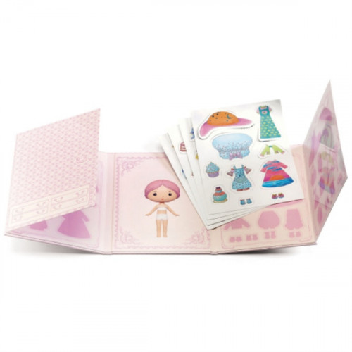 TINYLY STICKERS - MISS LILYPINK