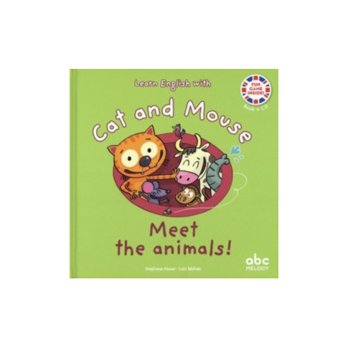 LEARN ENGLISH WITH CAT AND MOUSE - MEET THE ANIMALS