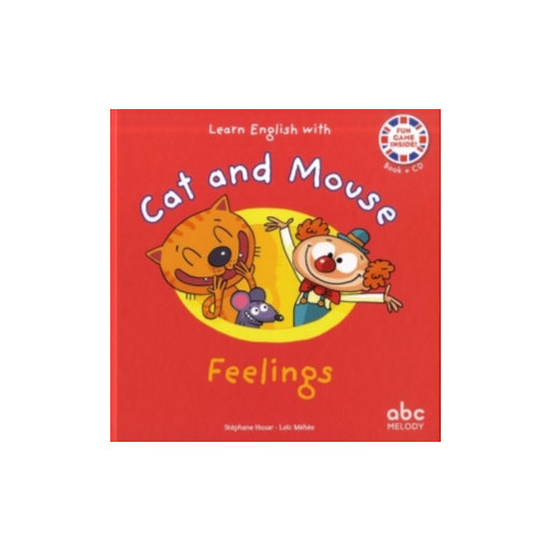LEARN ENGLISH WITH CAT AND MOUSE - FEELINGS